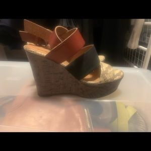 Mossimo Supply wedges